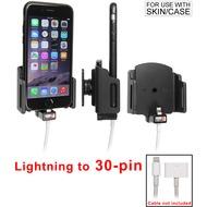 Brodit Handyhalter mit Kugelgelenk für iPhone 6 mit Schutzhülle, verstellbar