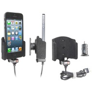 Brodit Apple iPhone SE KFZ-/ Autohalterung mit USB-Ladefunktion