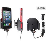 Brodit Apple iPhone 5C KFZ-/ Autohalterung mit USB-Ladefunktion
