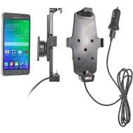 Brodit Samsung Galaxy Alpha KFZ-/ Autohalterung mit USB-Ladefunktion