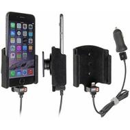 Brodit Aktivhalter für Apple iPhone 6 mit USB-Kabel