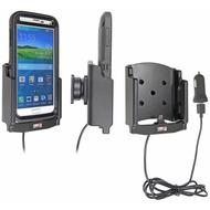 Brodit Samsung Galaxy S5 KFZ-/ Autohalterung mit USB-Ladefunktion