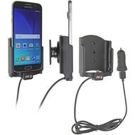Brodit Samsung Galaxy S6 KFZ-/ Autohalterung mit USB-Ladefunktion