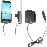 Brodit Samsung Galaxy S6 Edge KFZ-/ Autohalterung mit USB-Ladefunktion