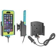 Brodit Apple iPhone 6S KFZ-/ Autohalterung mit USB-Ladefunktion