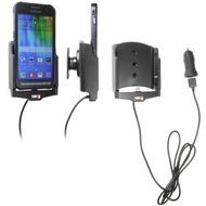 Brodit Samsung Galaxy Xcover 3 KFZ-/ Autohalterung mit USB-Ladefunktion