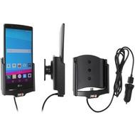 Brodit LG G4 KFZ-/ Autohalterung mit USB-Ladefunktion