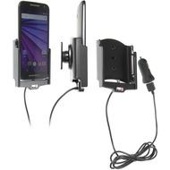 Brodit Motorola Moto G (3rd Gen) KFZ-/ Autohalterung mit USB-Ladefunktion
