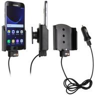 Brodit Samsung Galaxy S7 KFZ-/ Autohalterung mit USB-Ladefunktion