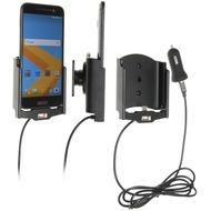 Brodit HTC 10 KFZ-/ Autohalterung mit USB-Ladefunktion