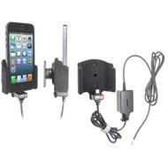 Brodit Aktivhalter für iPhone 5/ 5S/ SE (Festinstallation)