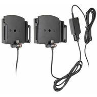 Brodit Universal PDA Halter Molex mit USB Typ C (B: 75-89 mm T: 6-10 mm)