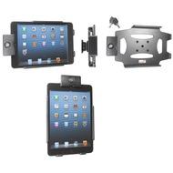 Brodit Tablethalter mit Schloss und Kugelgelenk für iPad mini