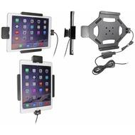 Brodit Apple iPad Air 2 KFZ-/ Autohalterung mit Verschluss und Ladefunktion (Festinstallation)