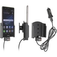 Brodit PDA Halter aktiv Huawei P9 mit USB-Kabel