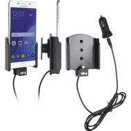 Brodit PDA Halter aktiv Samsung Galaxy A5 (2016) mit USB-Kabel