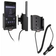 Brodit Sony Xperia Z5 Compact KFZ-/ Autohalterung mit Ladefunktion über Zigarettenanzünder