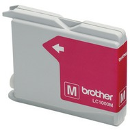 Brother LC-1000M Tintenpatrone Magenta