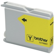 Brother LC-1000Y Tintenpatrone Gelb