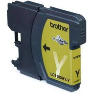 Brother Tintentank LC-1100HYY Gelb