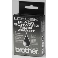 Brother Tintenpatrone (LC50BK) schwarz