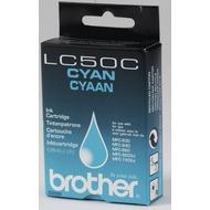 Brother Tintenpatrone (LC50C) cyan