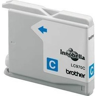 Brother Tinte LC-970C cyan