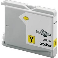 Brother Tinte LC-970Y yellow