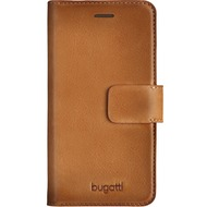 Bugatti Booklet Case Zurigo for iPhone 6/ 6s cognac