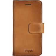 Bugatti Booklet Case Zurigo for iPhone 7 cognac