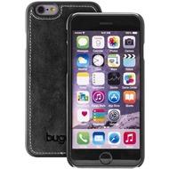 Bugatti ClipOnCover Leather Modena iPhone 6/ 6S, raven