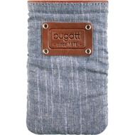 Bugatti Elements Patch Size M, denim blue