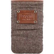 Bugatti Elements Patch Size M, saddle brown