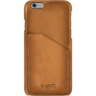 Bugatti Pocket Snap Case Londra for iPhone 6/ 6s cognac