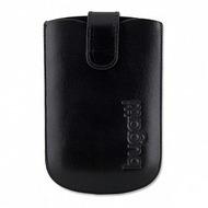 Bugatti SlimCase Leather Black Size SL (Magnet)