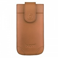 Bugatti SlimCase London - Universal - Size M - brown