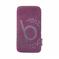 Bugatti SlimCase Raspberry Size S (EasyCleaning)