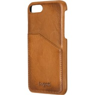 Bugatti Snap Case Londra for iPhone 7 cognac