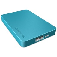 Calibre UltraGo nano PowerStation 2500mAh, blau