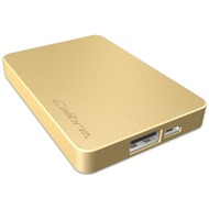 Calibre UltraGo nano PowerStation 2500mAh, gold