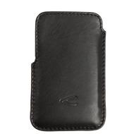 Camel active Cordoba iPhone-Hülle Leder 7,5 cm schwarz