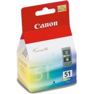 Canon Farbdruckkopf mit Tinte CL-51 f.PIXMA MP450/ MP170/ MP150/ iP6220D/ iP6210D/  iP2200