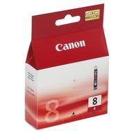 Canon Tintenpatrone CLI-8R, rot