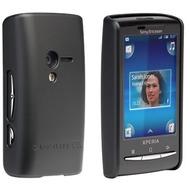 case-mate barely there für Sony Ericsson Xperia X10 mini, matt schwarz