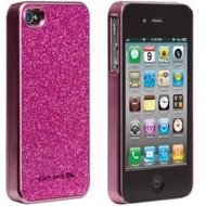 case-mate Glam f�r iPhone 4 /  4S, pink