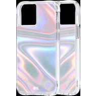 case-mate Soap Bubble Case, Apple iPhone 13 mini, transparent/ schillernd, CM046816
