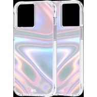 case-mate Soap Bubble Case, Apple iPhone 13 Pro Max, transparent/ schillernd, CM046544