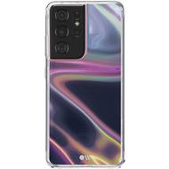 case-mate Soap Bubble Case, Samsung Galaxy S21 Ultra 5G, transparent/ schillernd, CM045196