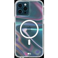 case-mate Soap Bubble MagSafe Case, Apple iPhone 12/ 12 Pro, transparent/ schillernd, CM045428