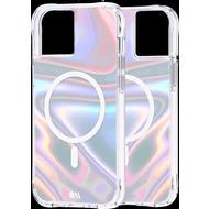 case-mate Soap Bubble MagSafe Case, Apple iPhone 13, transparent/ schillernd, CM046726